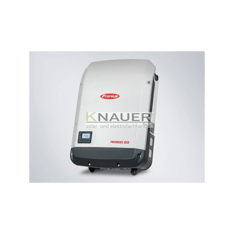 Fronius Eco 25.0-3 LIGHT VERSION ohne WLAN, LAN und Webserver