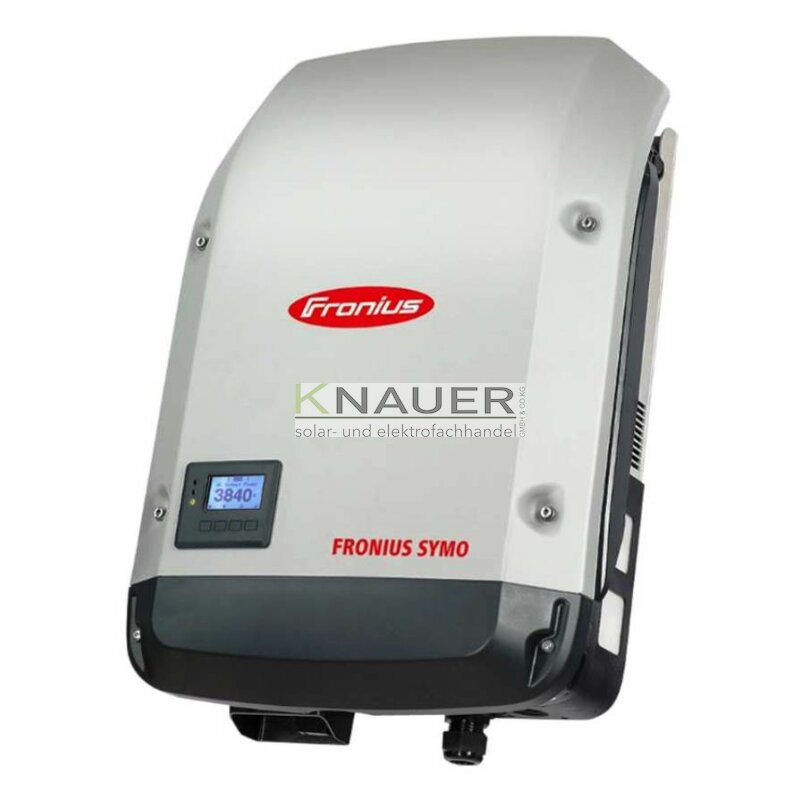 Fronius Symo 3.7-3-M LIGHT VERSION ohne WLAN, LAN und Webserver 4.210.038.001